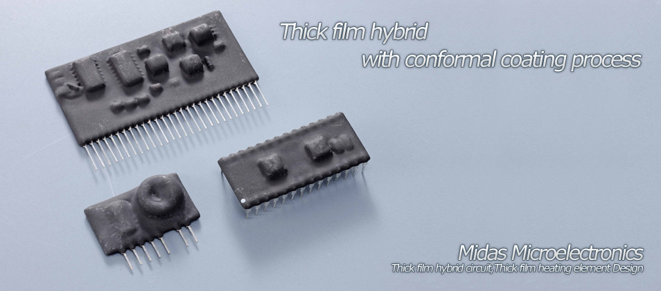 Hybrid Circuit - Dynamic Hybrids Inc., Thick Film Circuit ...